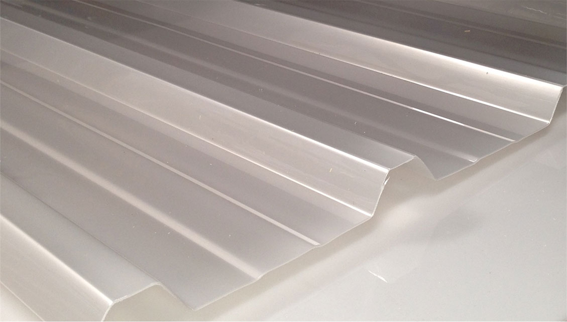 Polycarbonate High Rib Profile Sheet Polycarbonate
