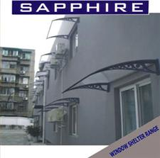 Polycarbonate Window Shelter and Awnings