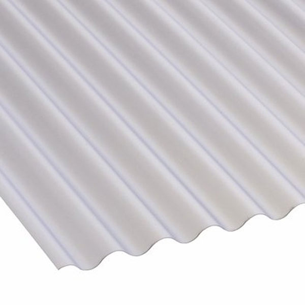 Polycarbonate AC Corrugated Sheets
