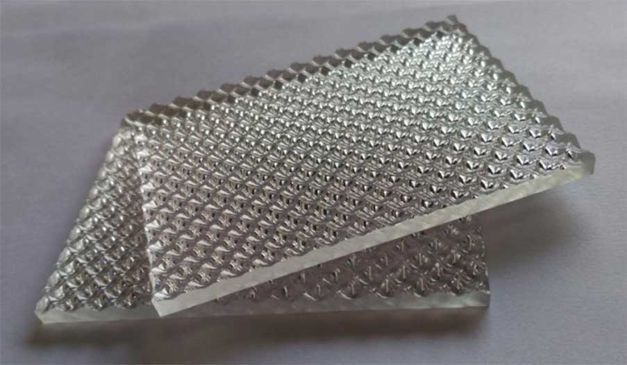 Polycarbonate Prism Sheets